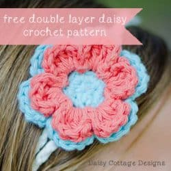 Another Crochet Flower Pattern