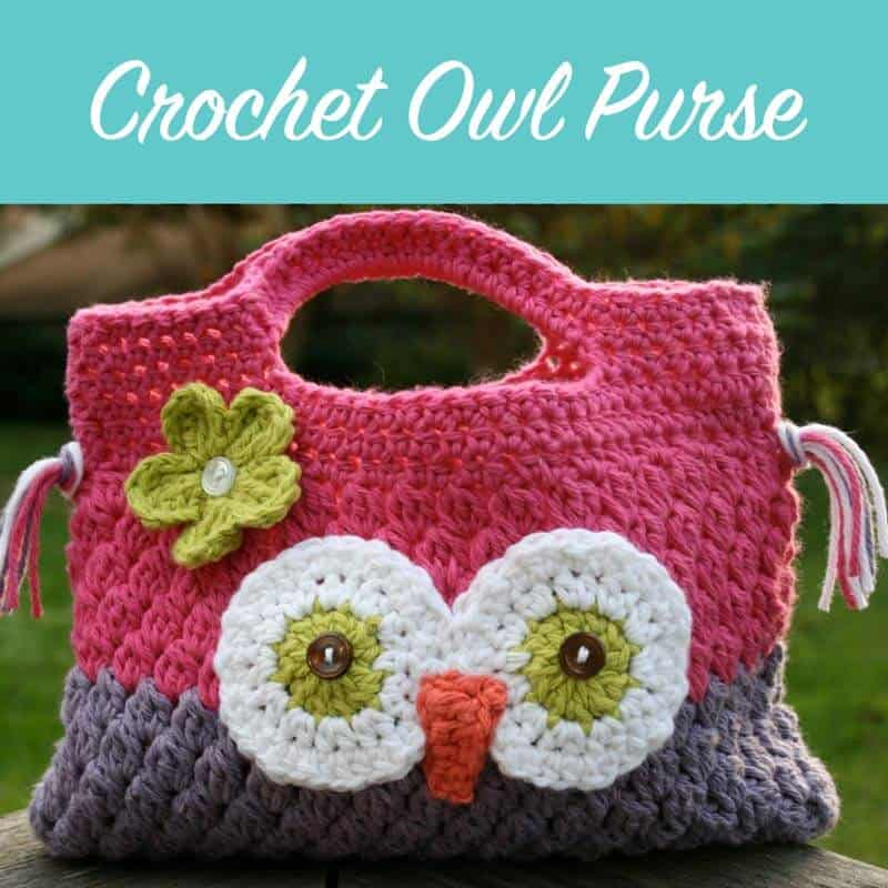 Owl Purse Daisy Cottage Designs