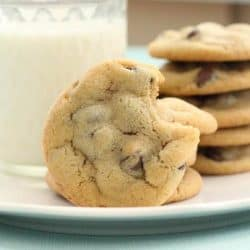 Better Than Toll House Chocolate Chip Cookie Recipe