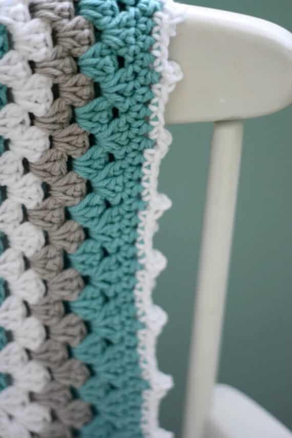 Granny Square Pattern A Free Crochet Pattern