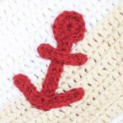 Anchor Crochet Pattern