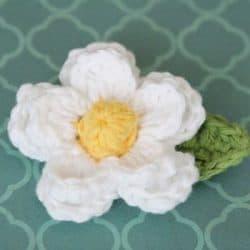 Daisy Crochet Flower Pattern