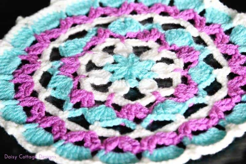 Closeup-Mandala