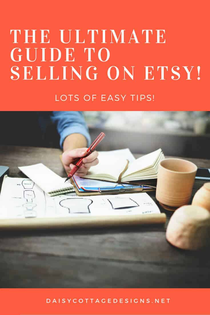 how to sell on etsy daisy cottage designs