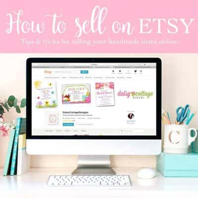 Etsy 101 – Tips and Tricks for Selling Online