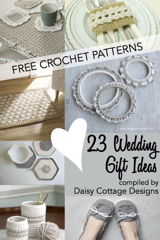 Wedding Gifts Ideas Pinterest : Wedding-Gift-Ideas-for-Pinterest - Daisy Cottage Designs
