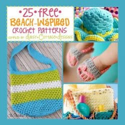 25 Crochet Ideas for Summer