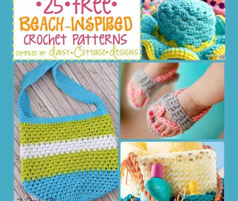 25 Crochet Ideas for Summer