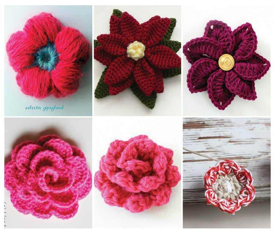 flower-crochet-patterns