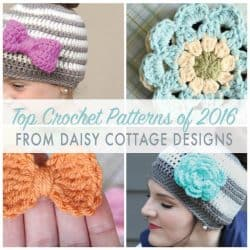 Best Free Crochet Patterns of 2016