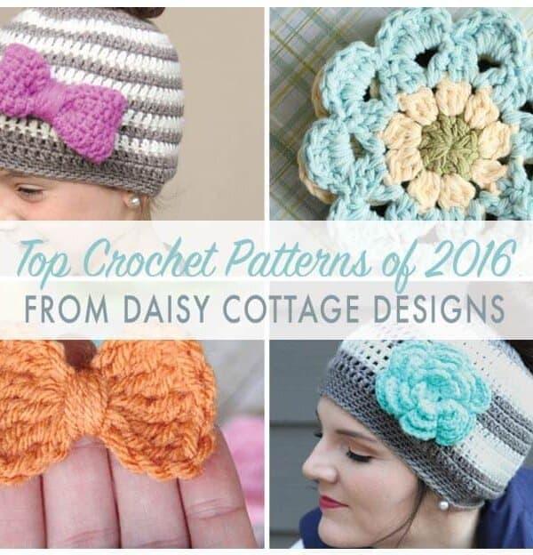 Best Free Crochet Patterns of 2016