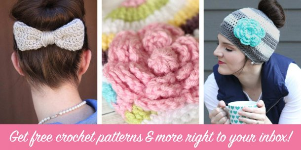 Free Crochet Patterns - Daisy Cottage Designs