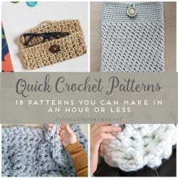 Quick & Easy Crochet Patterns