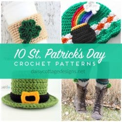 Free Crochet Patterns for St. Patrick's Day