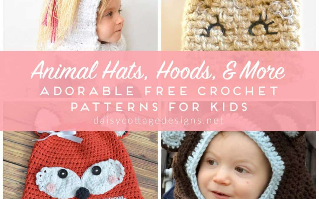 Crochet Hat Patterns for Kids