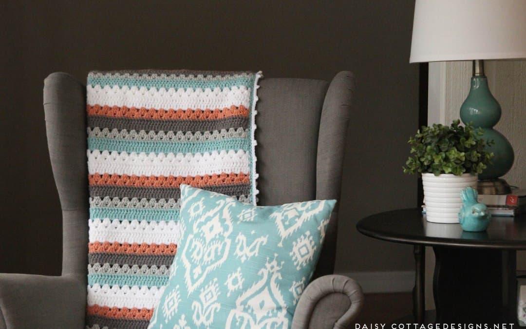 Crochet Blanket Pattern: A Quick & Simple Pattern