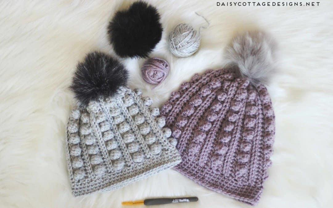 Bobble Beanie Crochet Pattern
