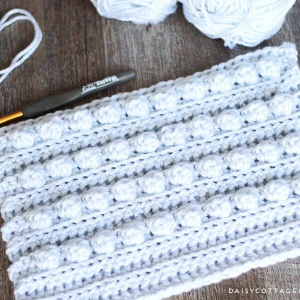 Bobble Texture Crochet