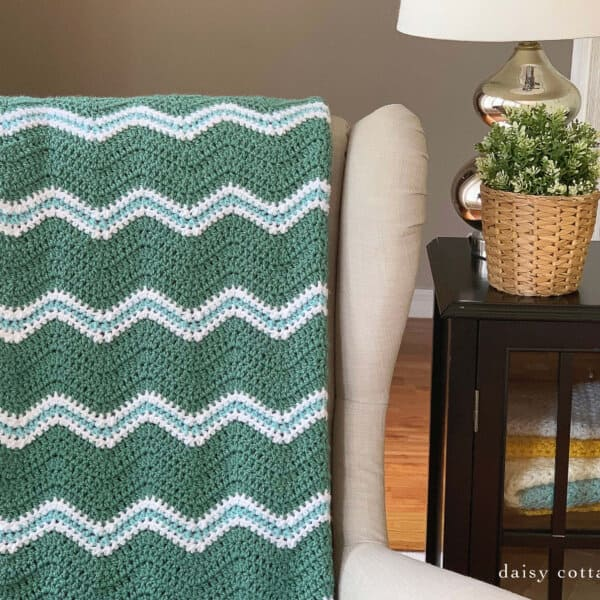Gentle Ripple Crochet Pattern