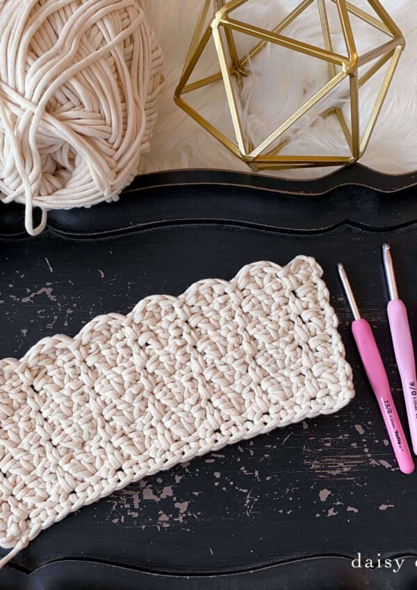 Quick Shell Stitch Crochet Tutorial