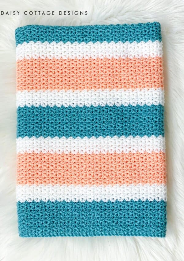 Half Double Crochet V Stitch Crochet Pattern