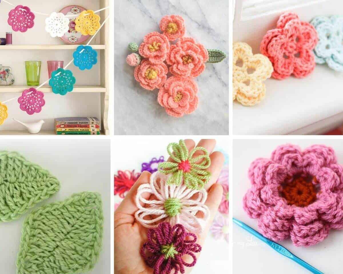 Flower Crochet Patterns